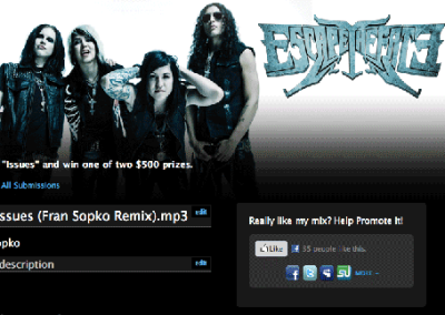 Escape The Fate – Issues (Soundpact Remix)