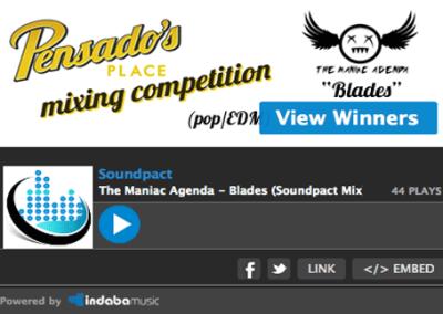 The Maniac Agenda – Blades (Soundpact Mix)