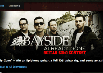 Bayside – Already Gone (Soundpact Solo)