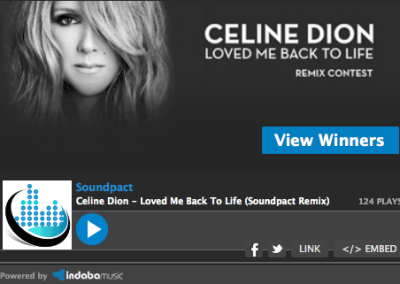 Celine Dion – Loved Me Back To Life (Soundpact Remix)