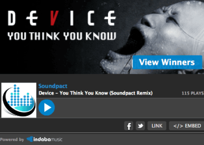 Device – You Think You Know (Soundpact Remix)