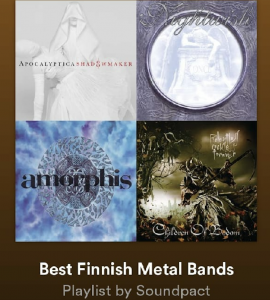 Best Finnish Metal Bands