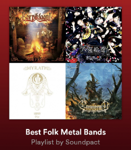 Best Folk Metal Bands