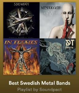 Best Swedish Metal Bands
